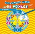 Mon Amusant Carnet De Voyage - Mandalas - Libro