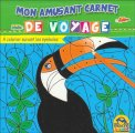 Mon Amusant Carnet De Voyge - A Colorier Suivant Les Symboles - Libro