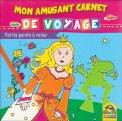 Mon Amusant Carnet De Voyge - Petits Points à Relier - Libro