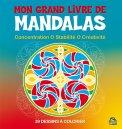 Mon Grand Livre De Mandalas - Libro