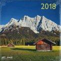 Montagne - Calendario 2018