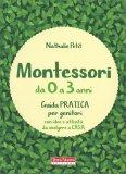 Montessori da 0 a 3 Anni — Libro