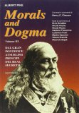 Morals and Dogma - Volume III  - Libro