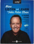 More Listen and Learn con John Peter Sloan + 2 Audiolibri CD Mp3 — Audiolibro CD Mp3