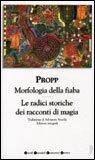 Morfologia della Fiaba — Libro