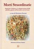 Morti Straordinarie - Libro