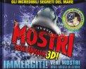 Mostri degli Abissi in 3D! - Libro con CD-Rom