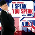 Mp3 - I Speak You Speak with Clive Vol.1