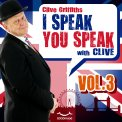 Mp3 - I Speak You Speak with Clive Vol.3