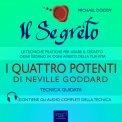 Mp3 - Il Segreto - I Quattro Potenti di Neville Goddard