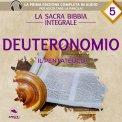 Mp3 - La Sacra Bibbia Integrale - Deuteronomio - Il Pentateuco