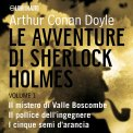 Mp3 - Le Avventure di Sherlock Holmes Vol. 1