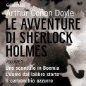Mp3 - Le Avventure di Sherlock Holmes Vol. 2