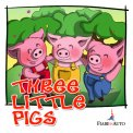 English Edition - Three Little Pigs - Download MP3