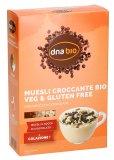 Muesli Croccante Bio con Gocce di Cioccolato - Veg e Gluten Free