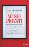 Musei Privati — Libro