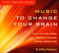 Music to Change Your Brain - CD