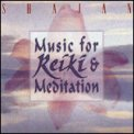 Music for Reiki & Meditation  - CD