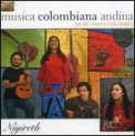 Musica Colombiana Andina  - CD