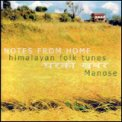 Notes from Home, Himalayan folk tunes - CD