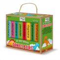 My First Library - Dinosaurs - Libro