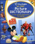 My First Picture Dictionary­ con 2 CD Audio  - Libro