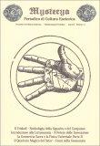 Mysteria - Periodico di Cultura Esoterica - n. 3 - Libro