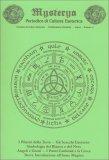Mysteria - Periodico di Cultura Esoterica - n. 0 - Libro