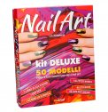 Nail Art - Kit Deluxe - Cofanetto