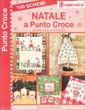 Natale a Punto Croce - 100 Schemi - Libro