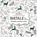 Natale in Festa - Libri Antistress da Colorare — Libro