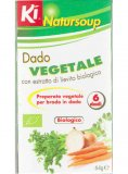 Natursoup - Preparato Vegetale per Brodo in Dado - 6 Dadi