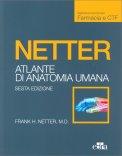 Netter - Atlante di Anatomia Umana - Farmacia e CTF — Libro