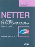Netter - Atlante di Anatomia Umana - Scienze Motorie e Fisioterapia — Libro