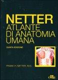 Netter - Atlante di Anatomia Umana - V Edizione  - Libro