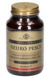 Neuro Pesce - Integratore di Acidi Grassi Polinsaturi EPA e DHA - Perle Softgels