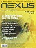 NEXUS NEW TIMES N. 117 - AGOSTO-SETTEMBRE 2015 Rivista bimestrale - Edizione italiana