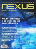 Nexus New Times n. 120 - Febbraio-Marzo 2016