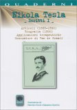 Nikola Tesla - Scritti I