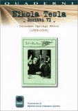 Nikola Tesla - Scritti VI