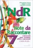 Note da Raccontare - Libro + CD — Libro