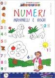 Numeri - Indovinelli e Giochi - Libro
