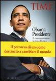 Obama Presidente — Libro