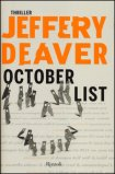 October List  - Libro