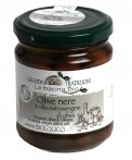 Olive Nere Intere in Olio Extravergine di Oliva