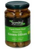 """Olive Verdi Greche - """"Green Olives Konservolia"""""""