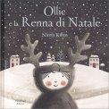 Ollie e la Renna di Natale — Libro