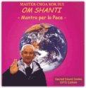 OM Shanti - Mantra per la pace  - CD