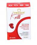 Omegor Krill - Oli di Krill Super Concentrato