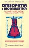 Omeopatia e Bioenergetica — Libro